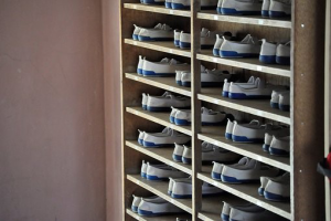 How to store shoes long term